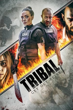 Tribal: Get Out Alive poszter