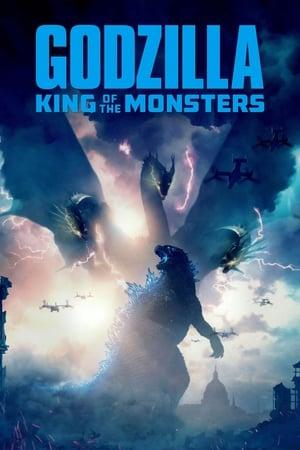 Godzilla: A szörnyek királya poszter