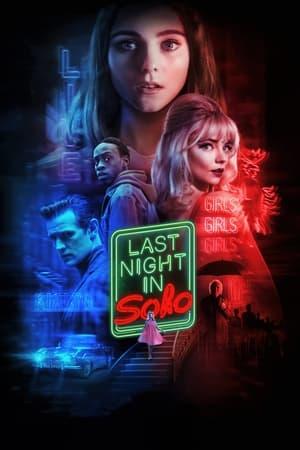 Utolsó éjszaka a Sohóban poszter