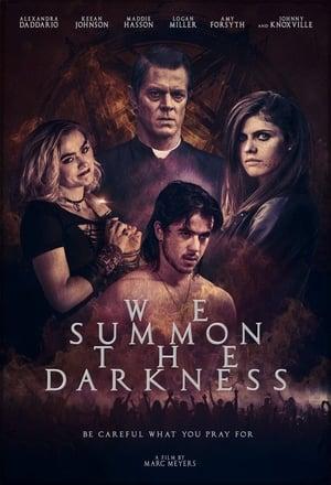 We Summon the Darkness poszter