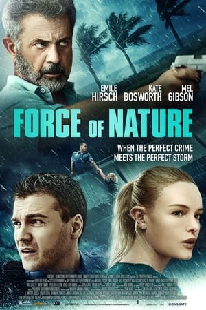 Force of Nature poszter