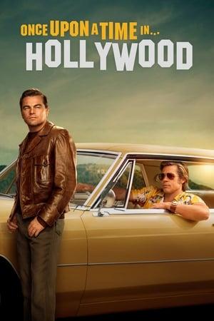 Volt egyszer egy Hollywood poszter