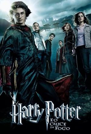 Harry Potter és a tűz serlege poszter
