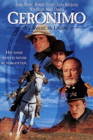 Geronimo - Az amerikai legenda poszter