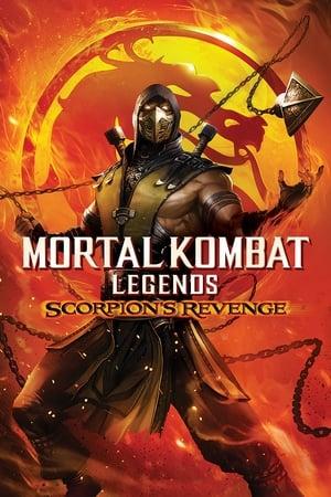 Mortal Kombat Históriák: Skorpió bosszúja poszter