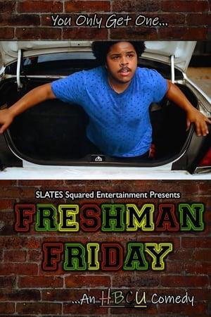 Freshman Friday poszter