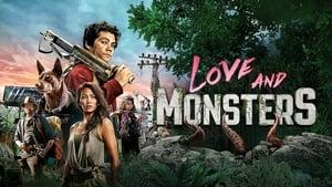 Szerelem és szörnyek háttérkép