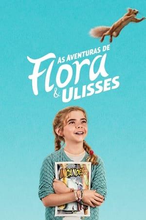 Flora és Ulysses poszter