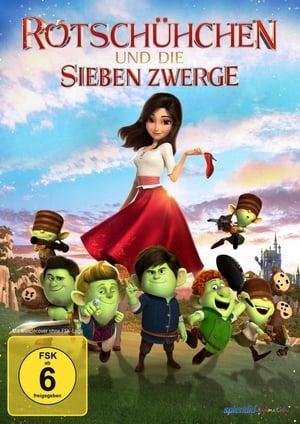 A hercegnő és a hét törpe poszter