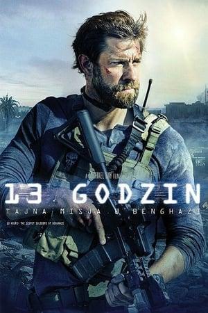 13 Hours: The Secret Soldiers of Benghazi poszter