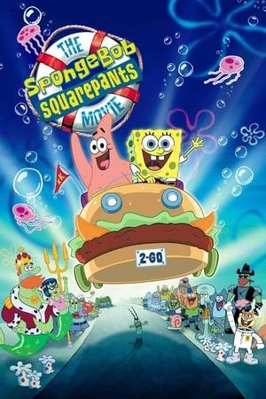 Spongyabob - A mozifilm poszter