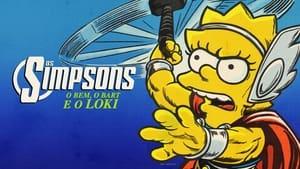 The Simpsons: The Good, the Bart, and the Loki háttérkép