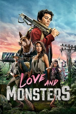 Love and Monsters poszter