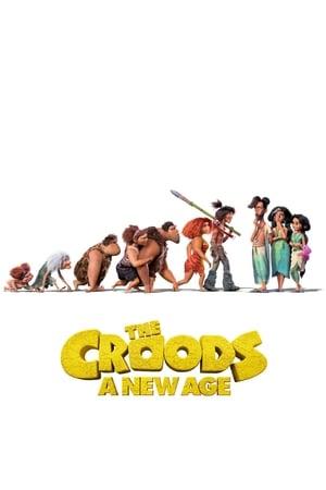 Croodék: Egy új kor poszter