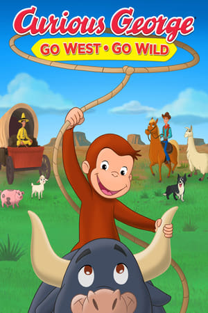 Curious George: Go West, Go Wild előzetes