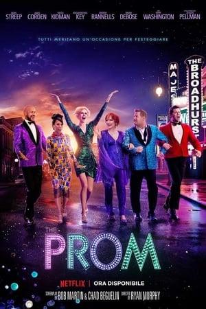 The Prom - A végzős bál poszter
