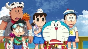 Doraemon the Movie: Nobita's Treasure Island háttérkép