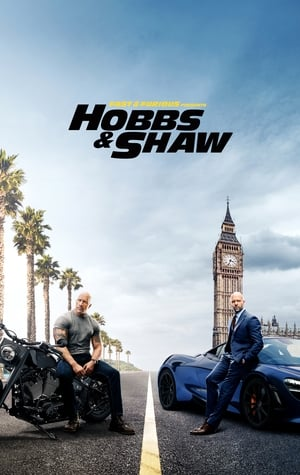 Halálos iramban: Hobbs & Shaw poszter