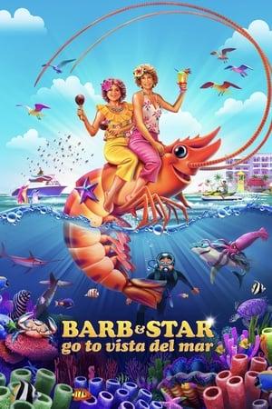 Barb & Star Go to Vista Del Mar poszter