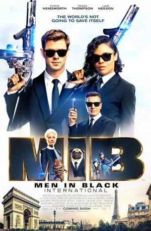 Men in Black - Sötét zsaruk a Föld körül poszter