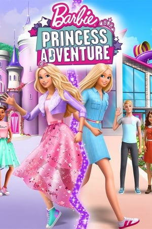 Barbie: Princess Adventure poszter