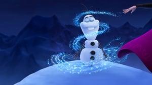 Volt egyszer egy hóember háttérkép