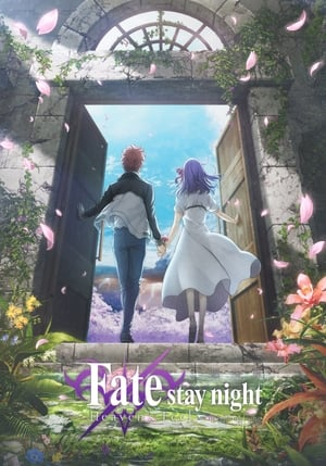 劇場版「Fate/stay night [Heaven's Feel]」Ⅲ.spring song poszter