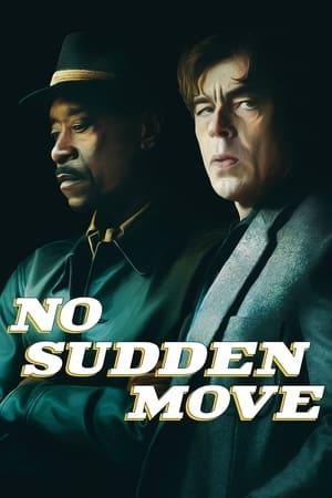 No Sudden Move poszter