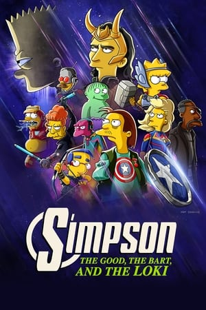 The Simpsons: The Good, the Bart, and the Loki poszter