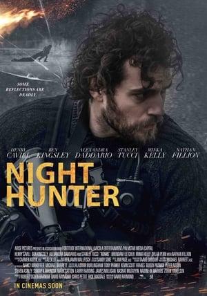 Night Hunter poszter
