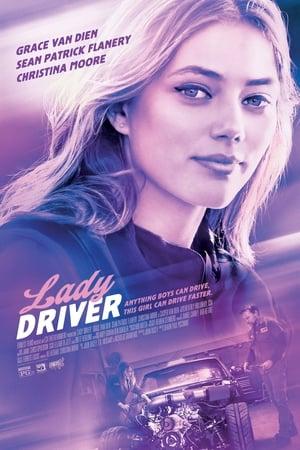 Lady Driver poszter