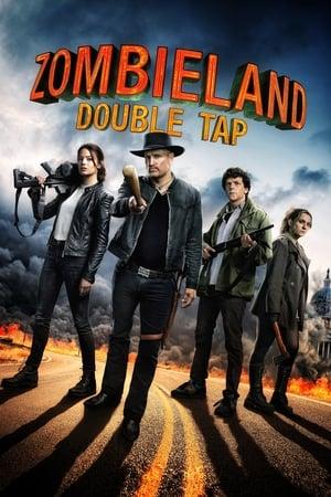 Zombieland: Második lövés poszter