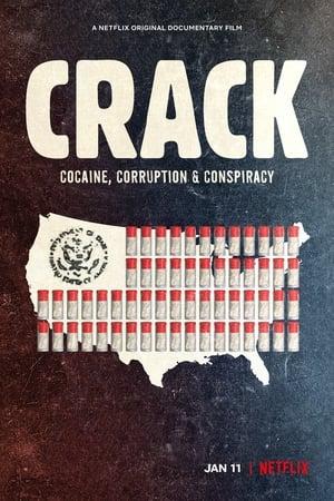 Crack - a kokain rögös útja poszter