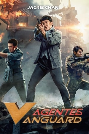 Vanguard poszter