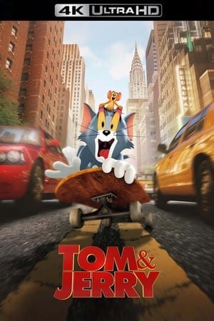 Tom & Jerry poszter