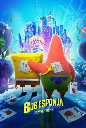 SpongyaBob - Spongya szökésben poszter