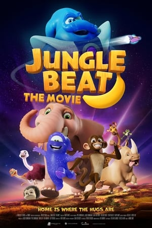 Jungle Beat: The Movie poszter