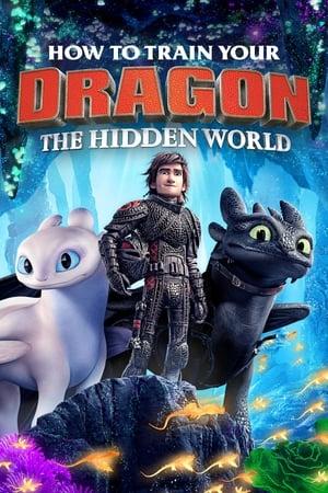 Így neveld a sárkányodat 3 poszter