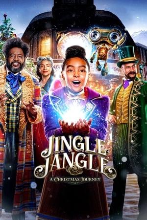 A Jangle család karácsonya poszter