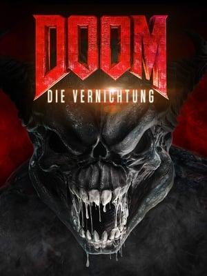 Doom: Megsemmisítés poszter