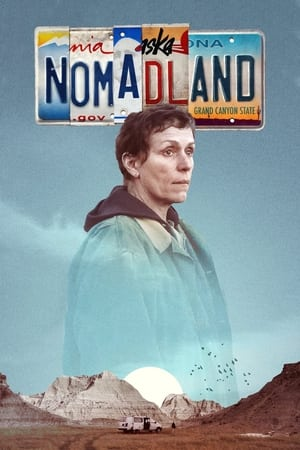 A nomádok földje poszter