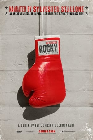 40 Years of Rocky: The Birth of a Classic poszter