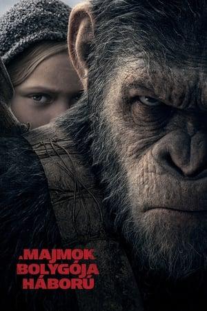 A majmok bolygója: Háború előzetes