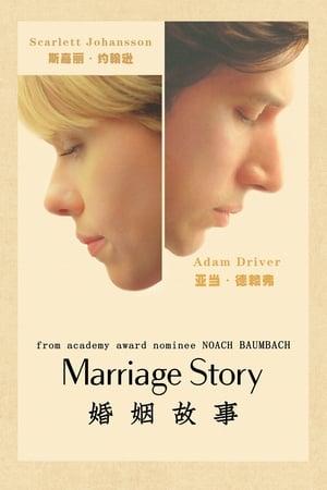 Házassági történet poszter