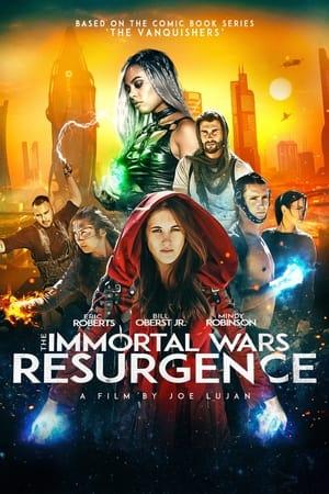 The Immortal Wars: Resurgence előzetes