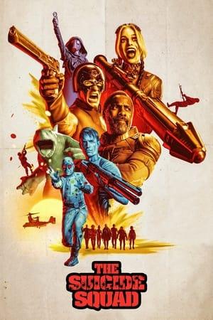 The Suicide Squad – Az öngyilkos osztag poszter