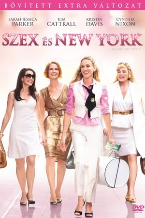 Szex és New York: A film előzetes