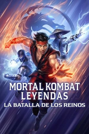 Mortal Kombat Legends: Battle of the Realms poszter