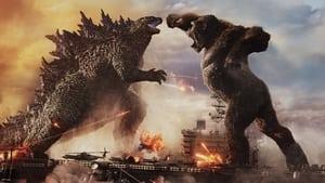 Godzilla Kong ellen háttérkép
