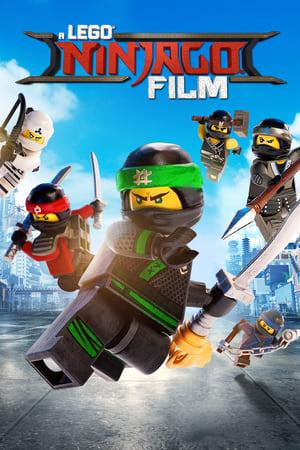 A Lego Ninjago: Film előzetes